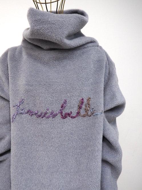 JE SUIS BELLE Soft Sweater