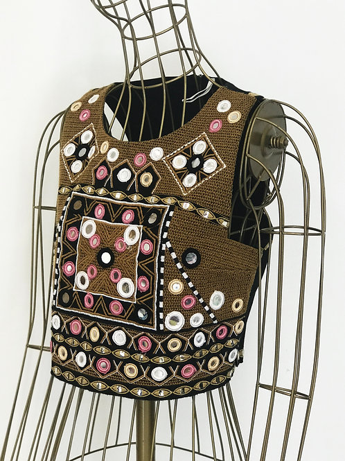 Pepe Jeans Embroidered Top/Vest