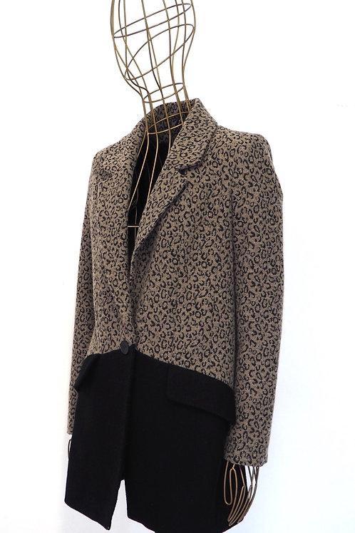 NAF NAF Leopard Spring Coat