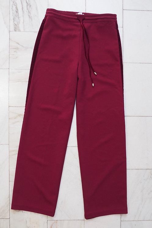 TED BAKER Jogging Pants With Velvet Stripe