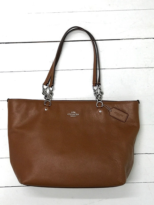 COACH Leather Totebag