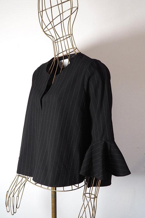 BCBG MAX AZRIA Striped Shirt