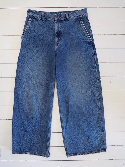 COS Classic Washed Jeans