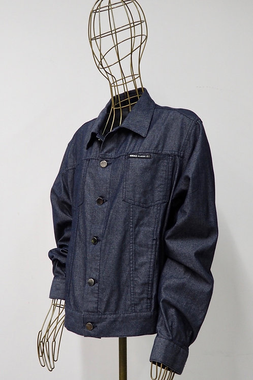 VERSACE Soft Denim Jacket
