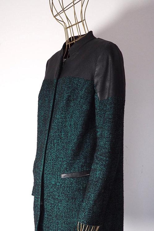 KAREN MILLEN Black/Green Jacket