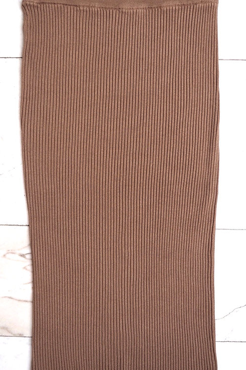 H&M Knitted Tube Skirt