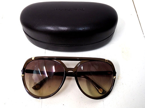 MICHAEL KORS Aviator Studded Sunglasses