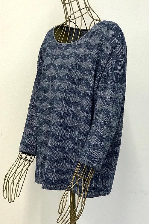 NADIA NARDI Printed Sweater