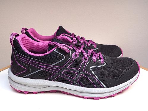 ASICS Lilac/Darkgrey Training Shoes