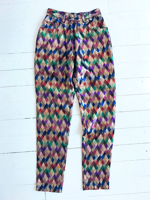 Vibrant Moshino Pants