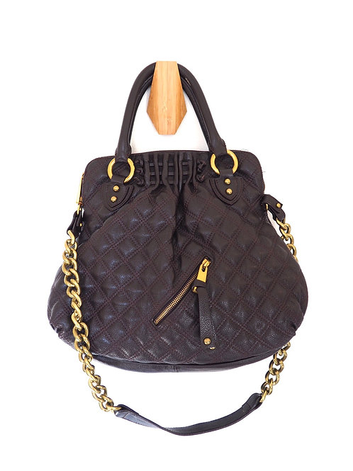 MARC JACOBS Quilted Chain Bag
