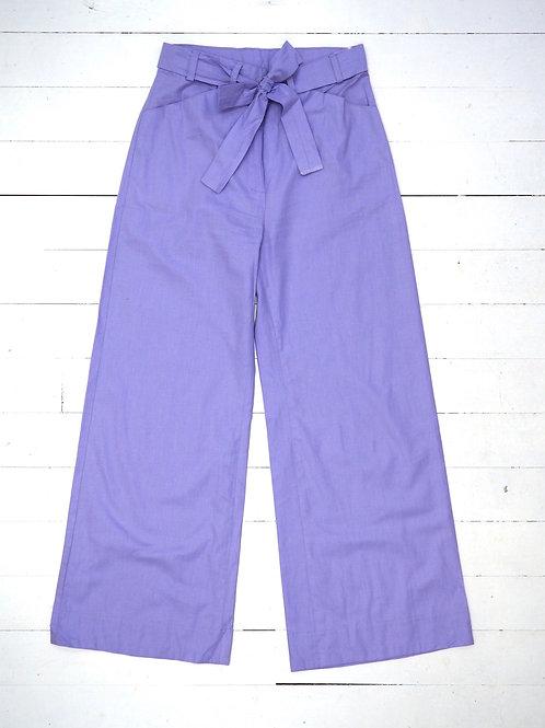 INQ Lilac Wideleg Pants