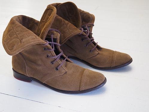 CAROLINA HERRERA Lace-up Boots