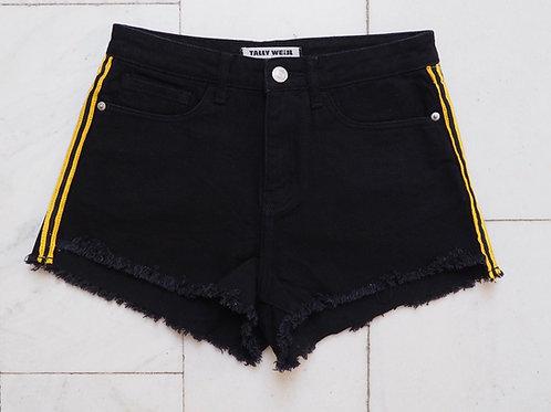 TALLY WEILJ Denim Shorts