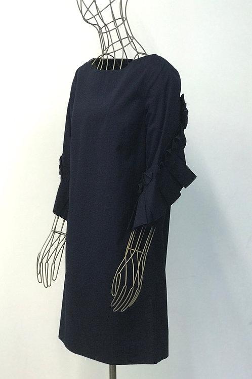 COS Frill Sleeved Dress