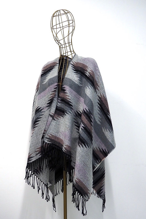 TRIBAL Knit Poncho