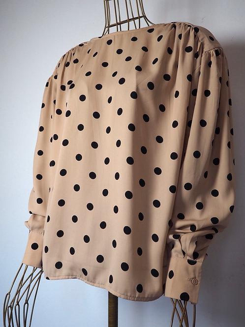 H&M Dots Blouse