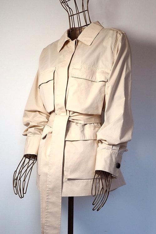 COS Cotton Trenchcoat