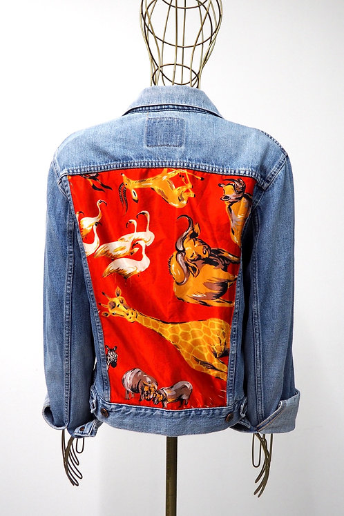 REDESIGNED Replay Denim Jacket
