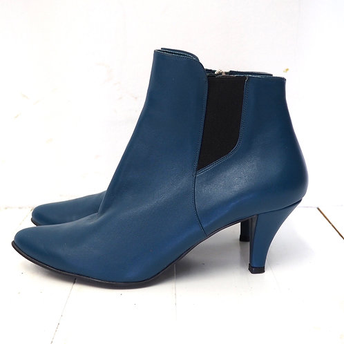 Reka Vago Leather Ankleboots