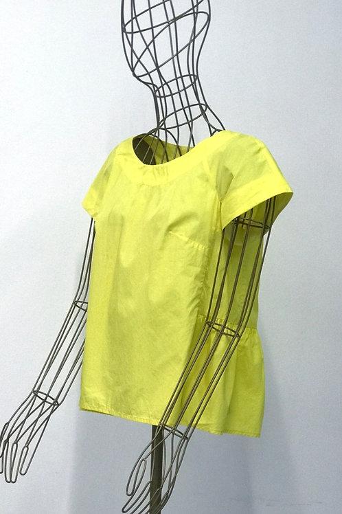 Max Mara Weekend Yellow Top