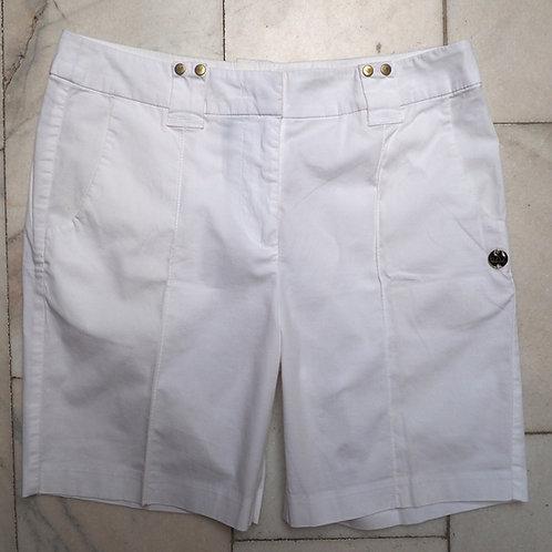 EMPORIO ARMANI White Shorts
