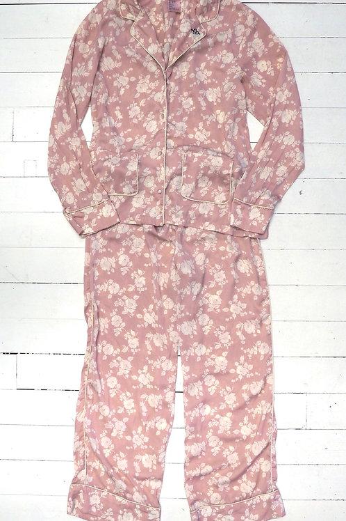 H&M LOVE Pattern Pajamas Set
