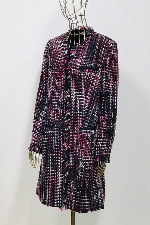 Kaleidoscope Woven Coat