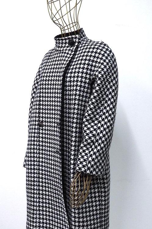 INTREND Pattern Wool Coat