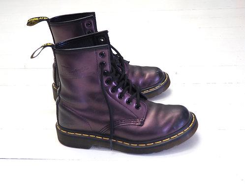 DR. MARTENS Hologram Boots