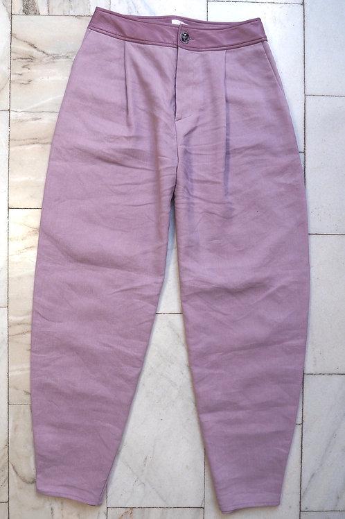 ÁERON Lilac Light Carrot Pants