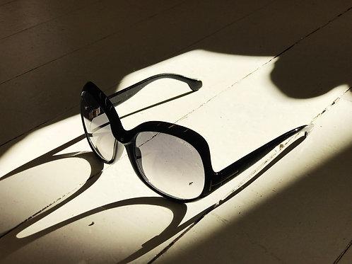Tom Ford Black Framed Sunglasses