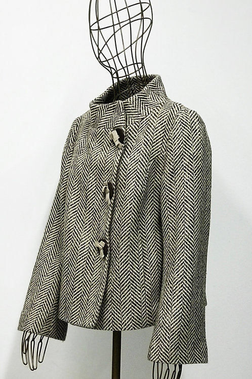 PER UNA Woven Coat