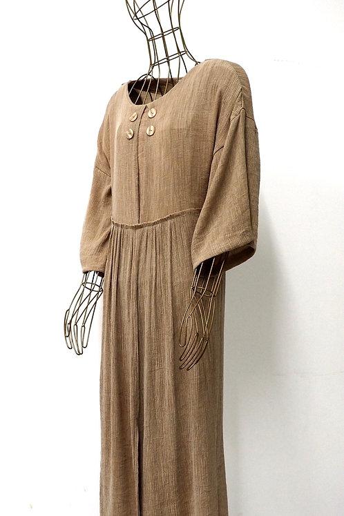 DAIGE Crepe Sand Dress