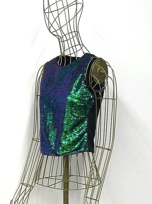 Reserved Glitter Croptop
