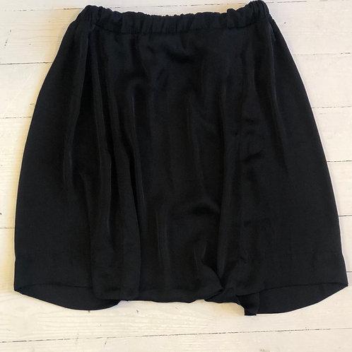 Nubu Black Skort