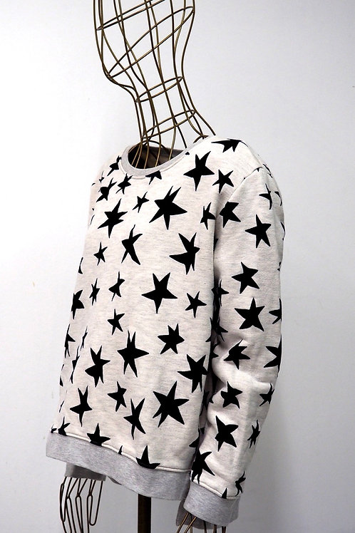 MAISON SCOTCH Star Sweater