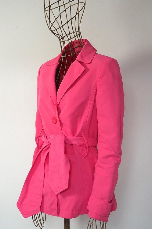 ZARA Pink Trenchcoat