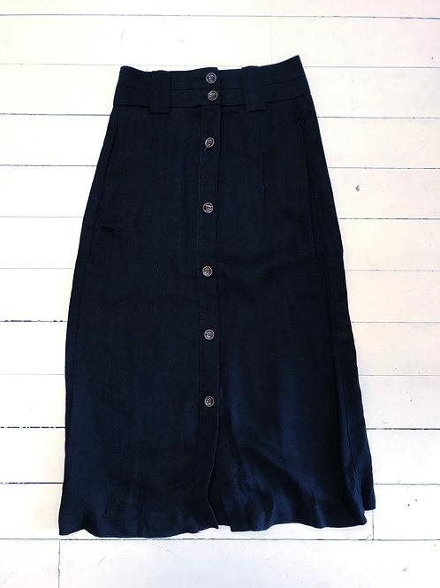 Massimo Dutti Linen Skirt