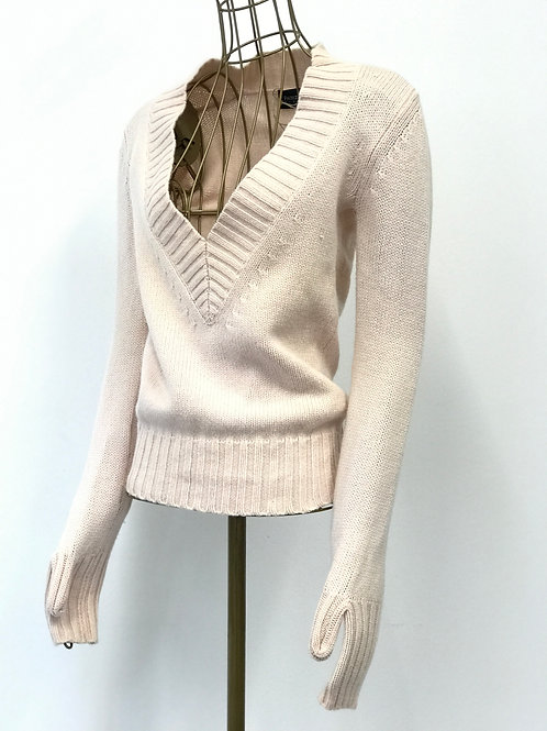 Patrizia Pepe Knitted Pulover