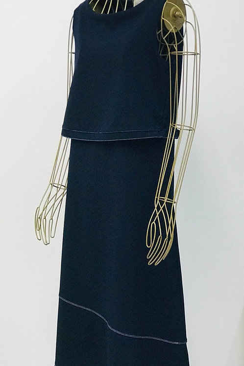 Phase Eight Deepblue Dress