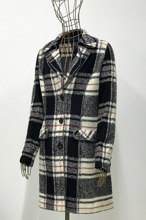 MarcCain Wool Blanket Cardigan
