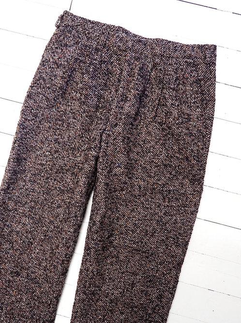 VINTAGE Woven Wool Pants