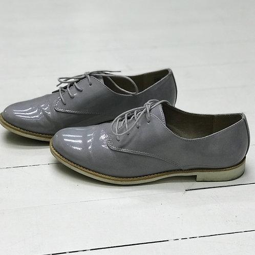 Tamaris Lack Oxford Shoes