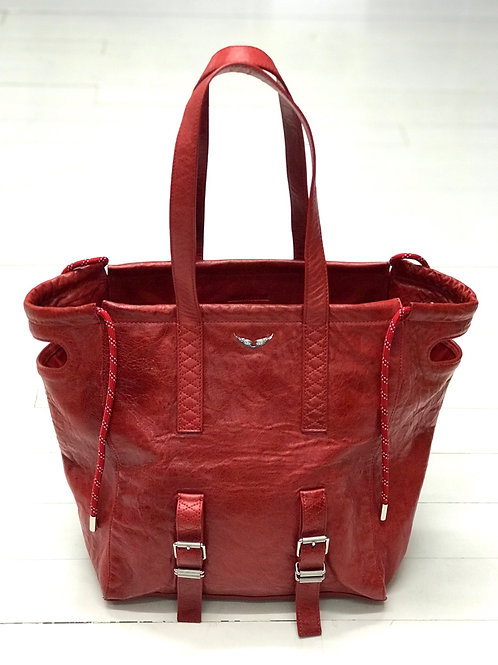 Zadig&Voltaire Leather Tote Bag