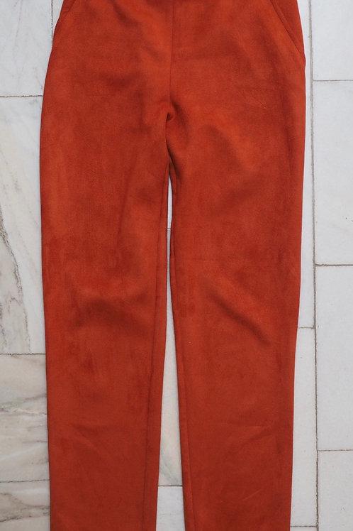 CAKO Rust Suede Pants