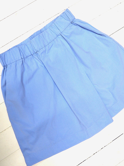 COS Skyblue Skirt with Pockets