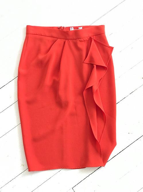 In Trend Asymmetric Skirt