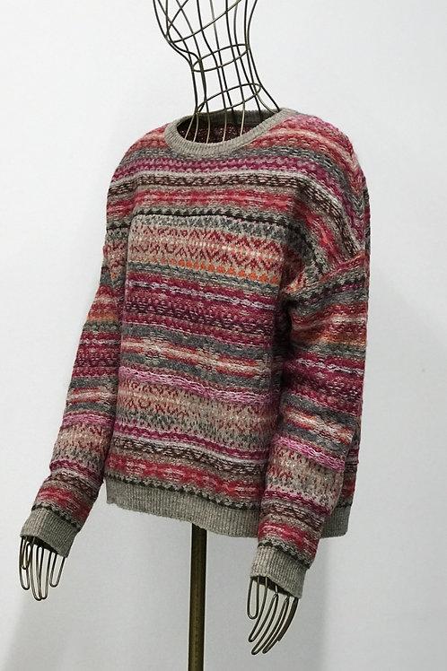 Benetton Patterned Knitwear