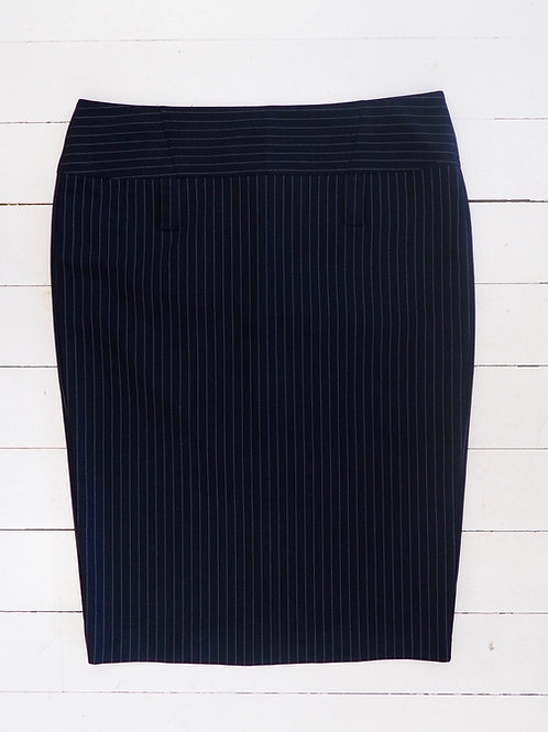 MAX&CO Striped Pencil Skirt